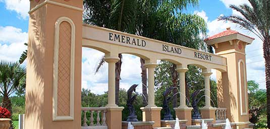 Emerald Island Resort